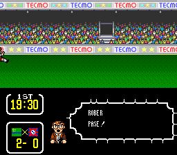 Capitulo 1: Partido introductorio contra el equipo de nombre impronunciable Tsubasa3137
