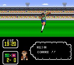 Capitulo 1: Partido introductorio contra el equipo de nombre impronunciable Tsubasa3141