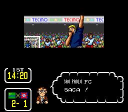 Capitulo 1: Partido introductorio contra el equipo de nombre impronunciable Tsubasa3177