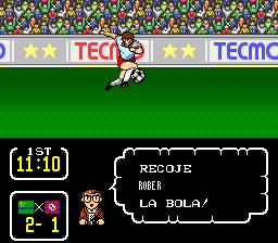 Capitulo 1: Partido introductorio contra el equipo de nombre impronunciable Tsubasa3198