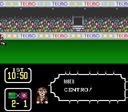 Capitulo 1: Partido introductorio contra el equipo de nombre impronunciable Tsubasa3200