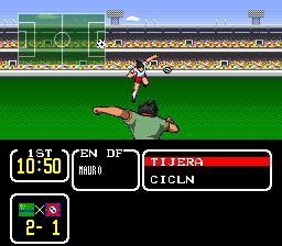 Capitulo 1: Partido introductorio contra el equipo de nombre impronunciable Tsubasa3203