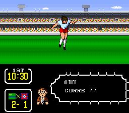 Capitulo 1: Partido introductorio contra el equipo de nombre impronunciable Tsubasa3204