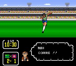 Capitulo 1: Partido introductorio contra el equipo de nombre impronunciable Tsubasa3205