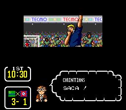 Capitulo 1: Partido introductorio contra el equipo de nombre impronunciable Tsubasa3210