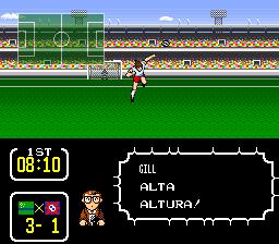 Capitulo 1: Partido introductorio contra el equipo de nombre impronunciable Tsubasa3215
