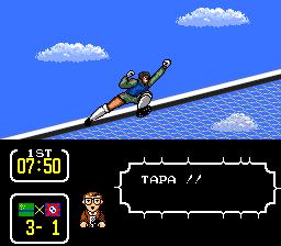 Capitulo 1: Partido introductorio contra el equipo de nombre impronunciable Tsubasa3217