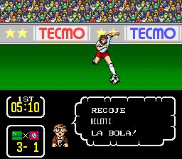 Capitulo 1: Partido introductorio contra el equipo de nombre impronunciable Tsubasa3226