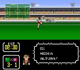 Capitulo 1: Partido introductorio contra el equipo de nombre impronunciable Tsubasa3232