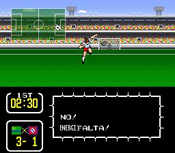 Capitulo 1: Partido introductorio contra el equipo de nombre impronunciable Tsubasa3233