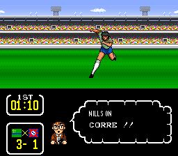 Capitulo 1: Partido introductorio contra el equipo de nombre impronunciable Tsubasa3236