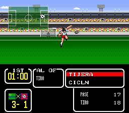 Capitulo 1: Partido introductorio contra el equipo de nombre impronunciable Tsubasa3238