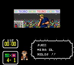 Capitulo 1: Partido introductorio contra el equipo de nombre impronunciable Tsubasa3245