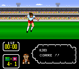 Capitulo 1: Partido introductorio contra el equipo de nombre impronunciable Tsubasa3246