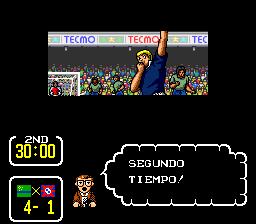 Capitulo 1: Partido introductorio contra el equipo de nombre impronunciable Tsubasa3001