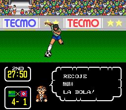 Capitulo 1: Partido introductorio contra el equipo de nombre impronunciable Tsubasa3010