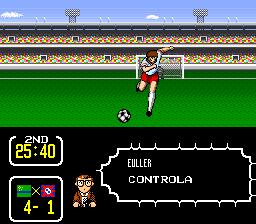 Capitulo 1: Partido introductorio contra el equipo de nombre impronunciable Tsubasa3016