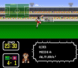 Capitulo 1: Partido introductorio contra el equipo de nombre impronunciable Tsubasa3020