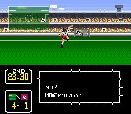 Capitulo 1: Partido introductorio contra el equipo de nombre impronunciable Tsubasa3021