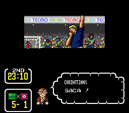 Capitulo 1: Partido introductorio contra el equipo de nombre impronunciable Tsubasa3026