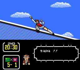 Capitulo 1: Partido introductorio contra el equipo de nombre impronunciable Tsubasa3047