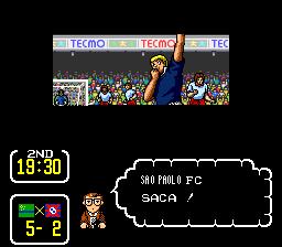 Capitulo 1: Partido introductorio contra el equipo de nombre impronunciable Tsubasa3064