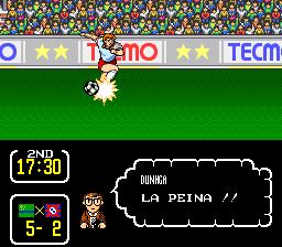 Capitulo 1: Partido introductorio contra el equipo de nombre impronunciable Tsubasa3073