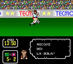 Capitulo 1: Partido introductorio contra el equipo de nombre impronunciable Tsubasa3087