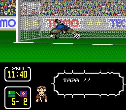 Capitulo 1: Partido introductorio contra el equipo de nombre impronunciable Tsubasa3098