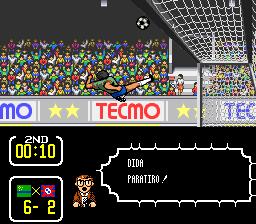Capitulo 1: Partido introductorio contra el equipo de nombre impronunciable Tsubasa3158