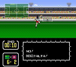 Capitulo 1: Partido introductorio contra el equipo de nombre impronunciable Tsubasa3161