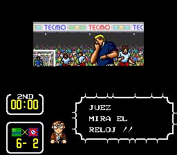 Capitulo 1: Partido introductorio contra el equipo de nombre impronunciable Tsubasa3163