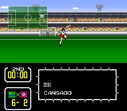 Capitulo 1: Partido introductorio contra el equipo de nombre impronunciable Tsubasa3171