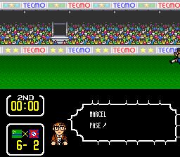 Capitulo 1: Partido introductorio contra el equipo de nombre impronunciable Tsubasa3180