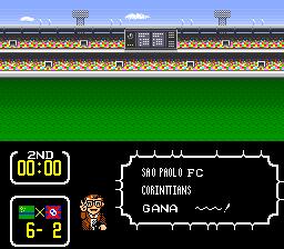 Capitulo 1: Partido introductorio contra el equipo de nombre impronunciable Tsubasa3185