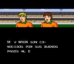 Capitulo 1: Partido introductorio contra el equipo de nombre impronunciable Tsubasa3193
