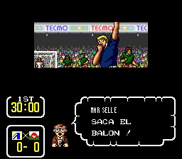 Partido 2: Copa de Francia Tsubasa3002