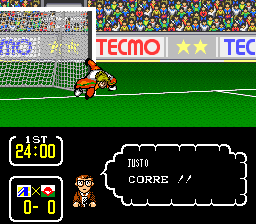 Partido 2: Copa de Francia Tsubasa3030