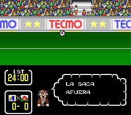 Partido 2: Copa de Francia Tsubasa3032