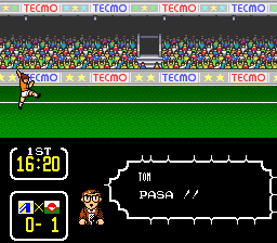Partido 2: Copa de Francia Tsubasa3075