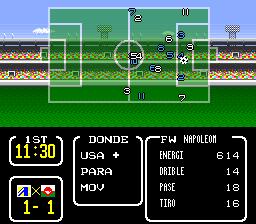 Partido 2: Copa de Francia Tsubasa3095