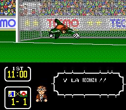 Partido 2: Copa de Francia Tsubasa3098