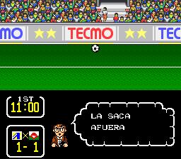 Partido 2: Copa de Francia Tsubasa3099