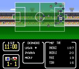 Partido 2: Copa de Francia Tsubasa3102