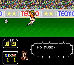 Partido 2: Copa de Francia Tsubasa3122