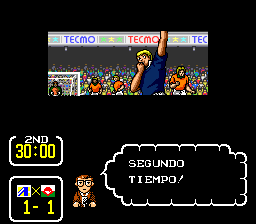 Partido 2: Copa de Francia Tsubasa3137