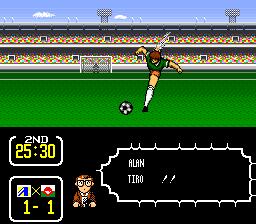 Partido 2: Copa de Francia Tsubasa3149