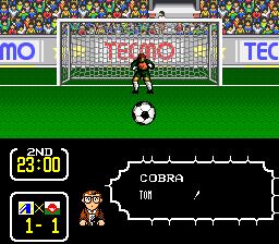 Partido 2: Copa de Francia Tsubasa3164