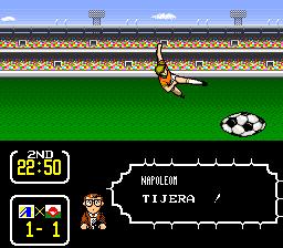 Partido 2: Copa de Francia Tsubasa3170