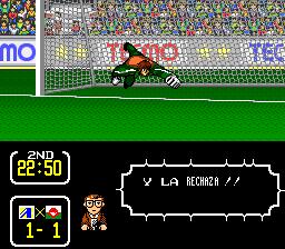 Partido 2: Copa de Francia Tsubasa3171